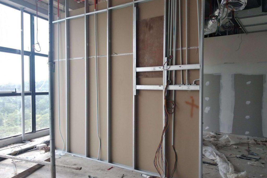 Plaster Partition Board